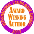Award Winning Author logo 2013