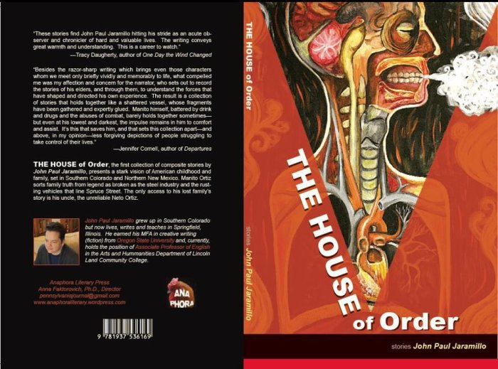 the house of order stories available now