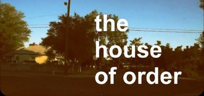 book trailer: the house of order stories