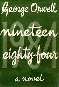 rereading orwell's nineteeneighty-four