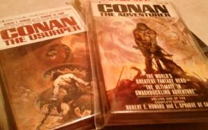 Conan Books