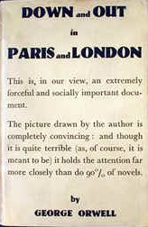 quick review: orwell's down and out in paris and london