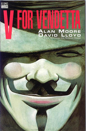 influence of v for vendetta