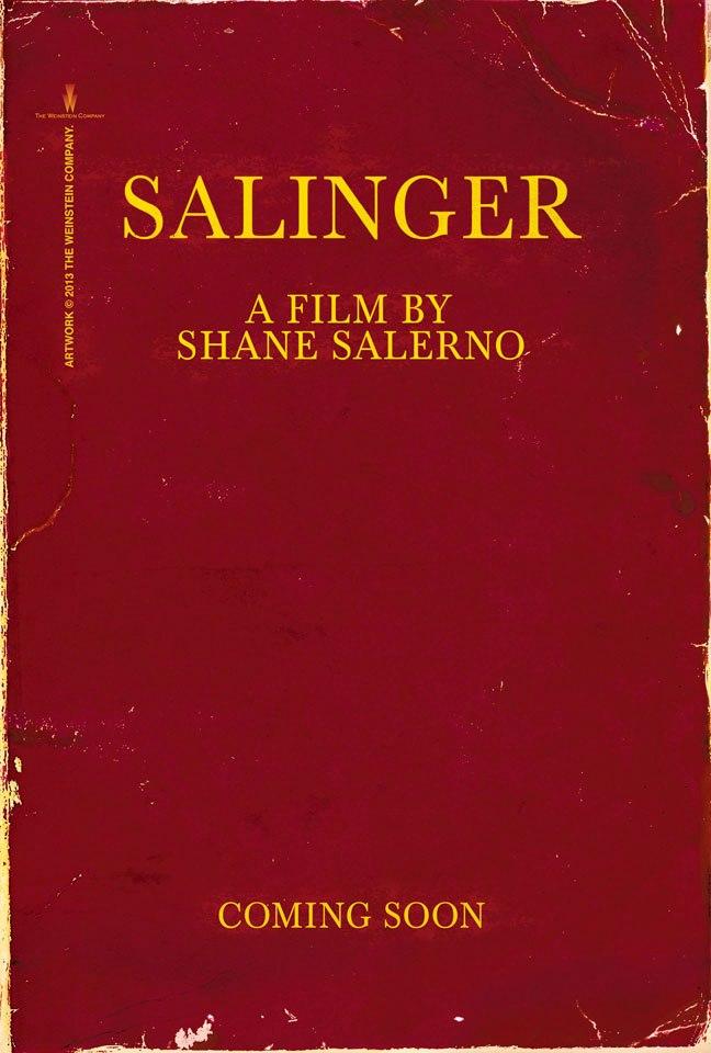 salinger documentary poster