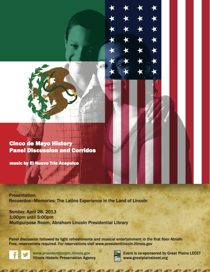recuerdos-memories: latino experience in the land of lincoln