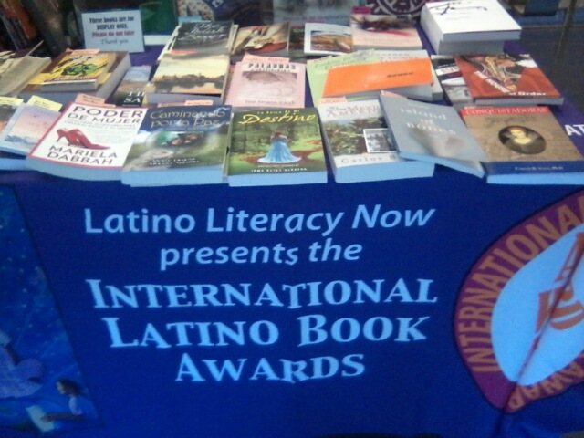 the house of order: latino book award finalist