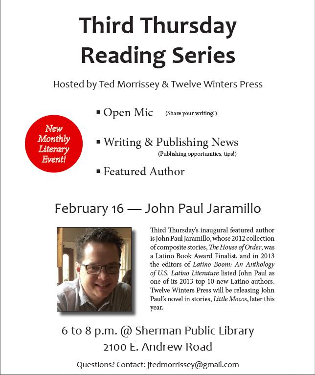 Feb 16 Reading