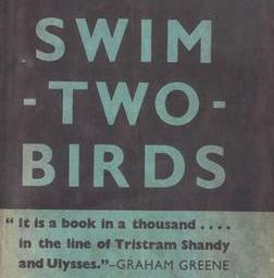 quick review: at swim-two-birds